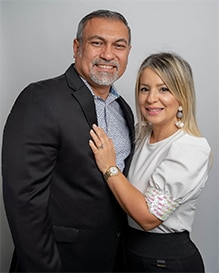photo of male and female realtors